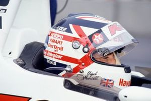 Nigel Mansell, Newman-Haas Racing