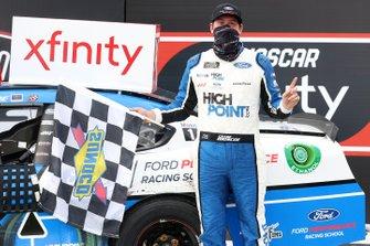 Ganador de la carrera Chase Briscoe, Stewart-Haas Racing, Ford