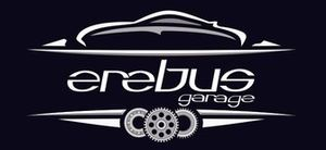 Erebus Garage logo
