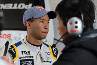 Ryo Hirakawa, #37 KeePer TOM'S GR Supra
