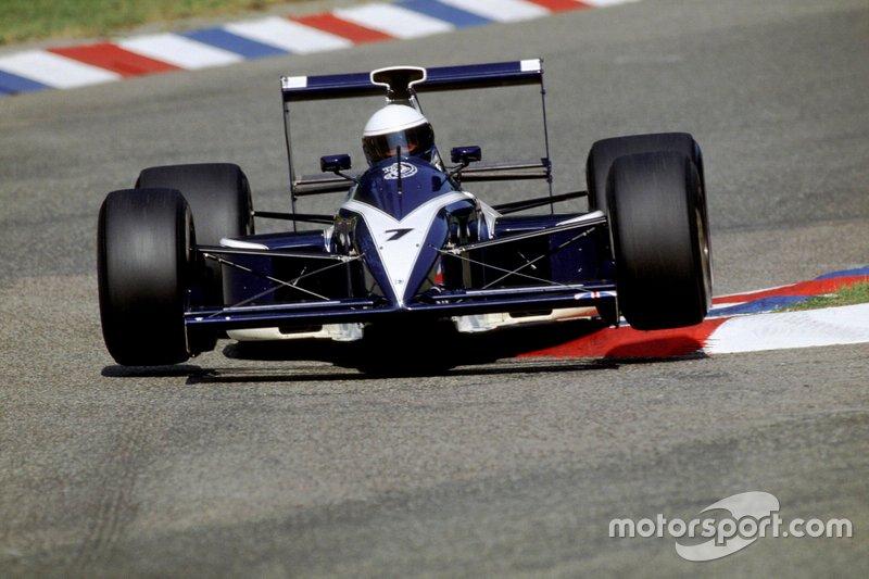 #7: David Brabham (Brabham)