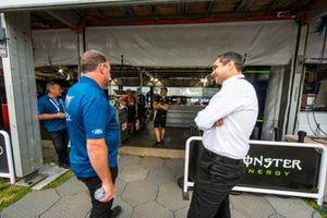 Кэмерон Уотерс, Tickford Racing Ford И Тим Эдвардс