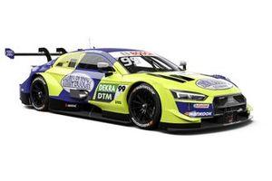 Mike Rockenfeller, Audi Sport Abt Sportsline Audi RS5 DTM