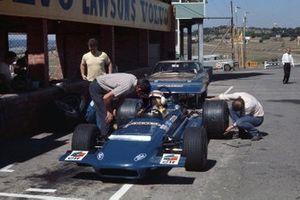 Jackie Stewart, March 701-Ford, GP del Sud Africa del 1970