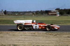 Mario Andretti, Ferrari 312B2, GP d'Argentina del 1972