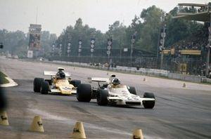 Graham Hill, Brabham BT37, Mike Beuttler, March 721G