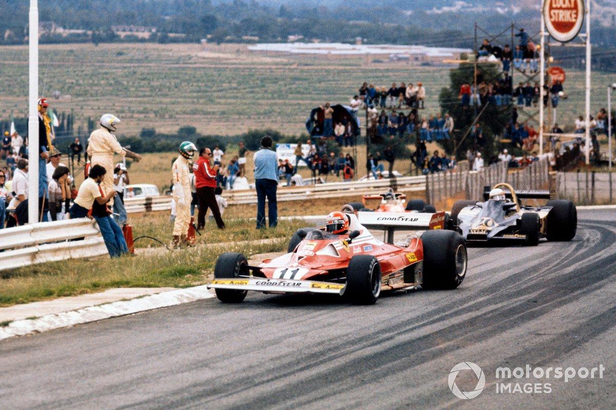 9-е место. Гран При ЮАР 1977 года