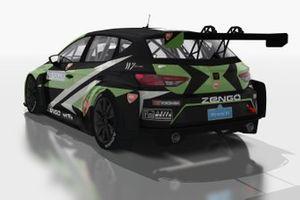 Bence Boldizs, Zengő Motorsport, CUPRA TCR