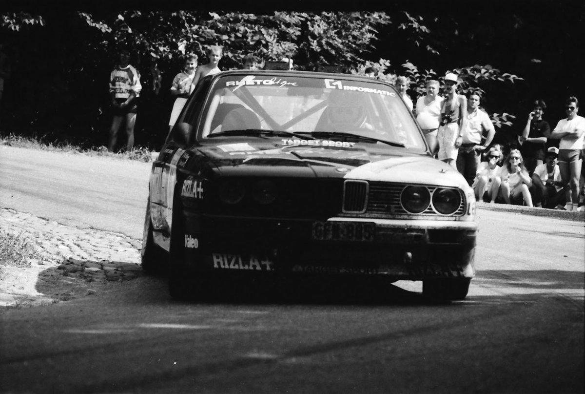 Marc Soulet, Philippe Willem, BMW M3 E30