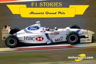 F1 Stories: Stewart Grand Prix