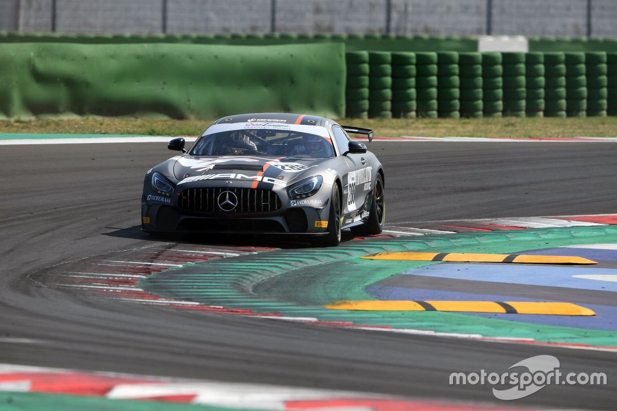 Andrea Belicchi, Jody Simone Vullo, Scuderia Villorba Corse, MERCEDES AMG GT4