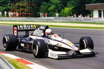 Satoru Nakajima, Tyrrell 020