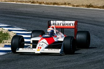 Alain Prost, McLaren MP4-4 Honda