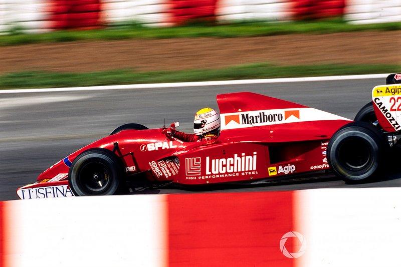 Pierluigi Martini (118 GPs)