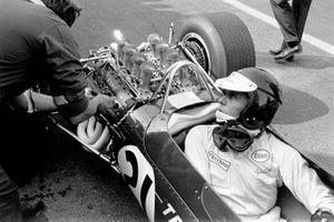 Jim Clark, Lotus 49-Ford