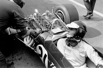 Jim Clark, Lotus 49-Ford