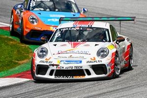 Jaap van Lagen, Fach Auto Tech and Julian Hanses, Lechner Racing Middle East