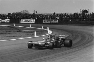 Ronnie Peterson, March 711- Ford Cosworth