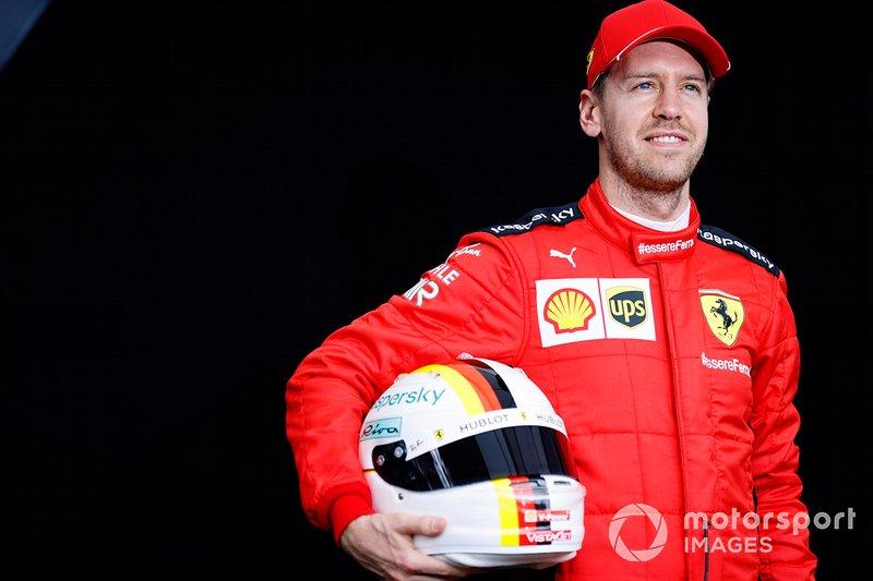 Sebastian Vettel: 6 % de la votación