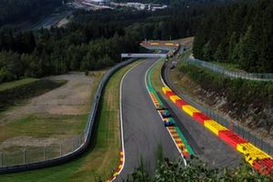 WEC-Action in Spa-Francorchamps