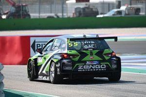 Gal Szabolcs, Toth Csaba, Zengo Motorsport, Cupra TCR DSG