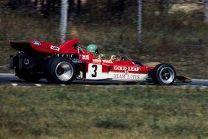 Reine Wisell, Lotus 72D
