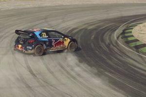 Виртуальный ралли-кросс: гонка