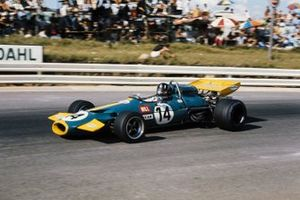 Graham Hill, Brabham BT33 Ford