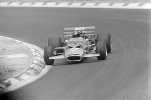 Emerson Fittipaldi, Lotus 49C Ford