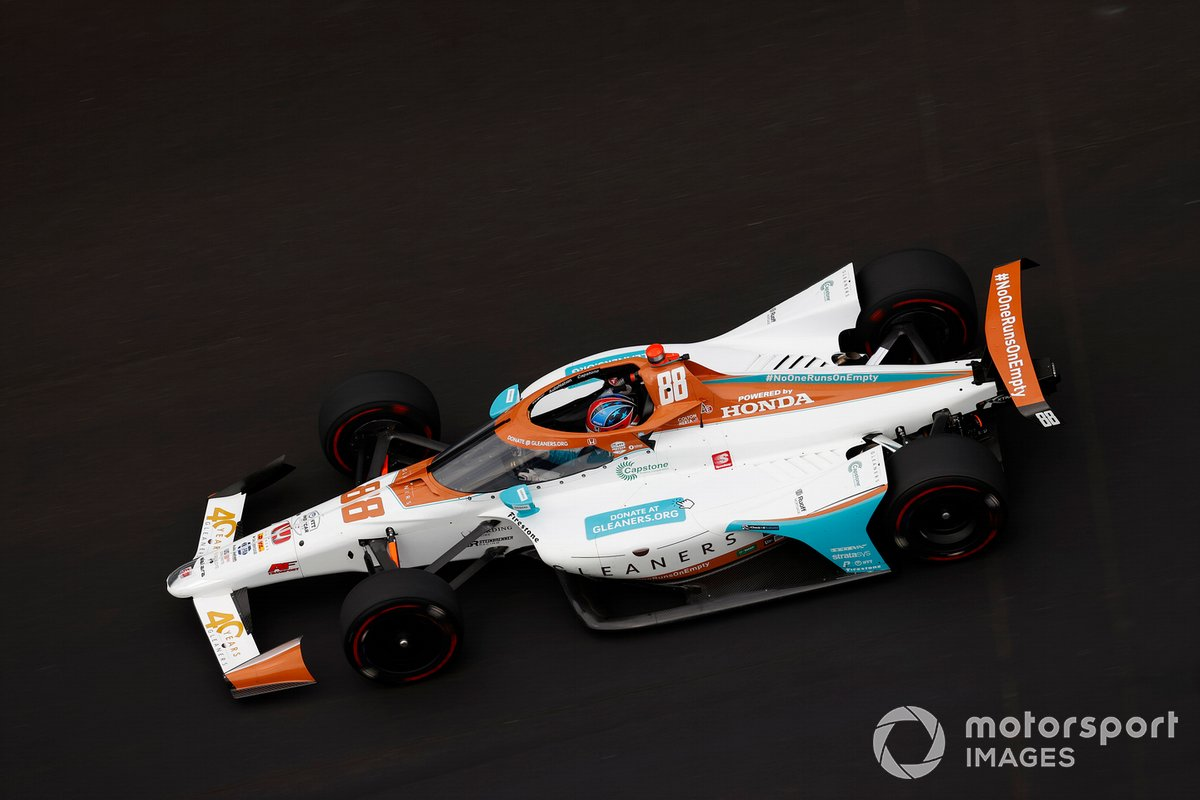 10º Colton Herta, Andretti Harding Steinbrenner Autosport – Honda