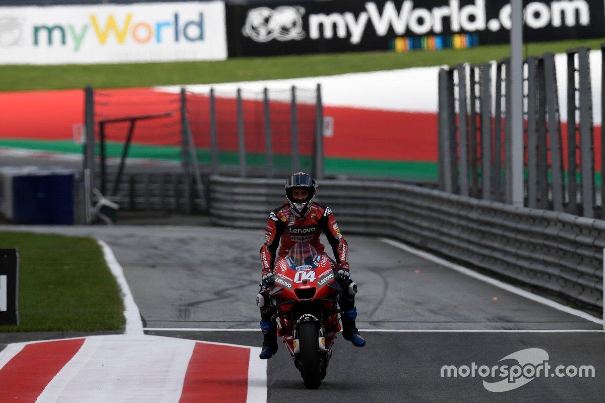 Andrea Dovizioso, Ducati Team1