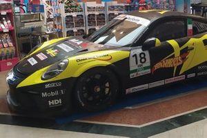 Vincenzo Sauto, Gianluca Carboni, Duell Race, Porsche 991 GT Cup