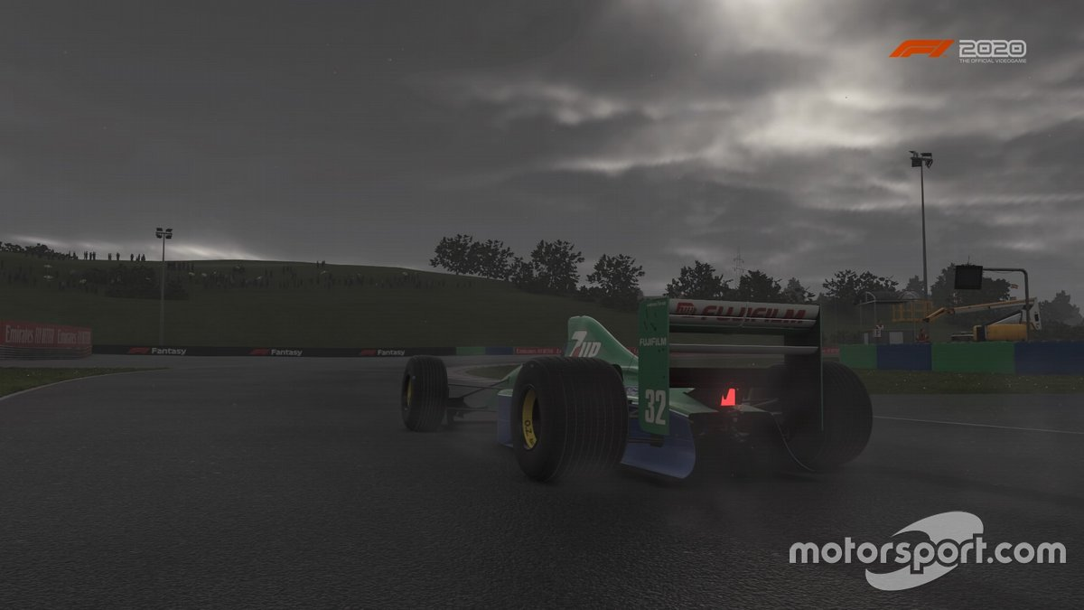 Imagen del F1 2020