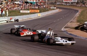 Peter Revson, Jacky Ickx