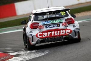 Daniel Rowbottom, Carlube Triple R Racing with Cataclean & Mac Tools Mercedes-Benz A-Class