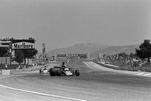 Jean-Pierre Jabouille, Tyrrell 007, Gijs van Lennep, Ensign N174