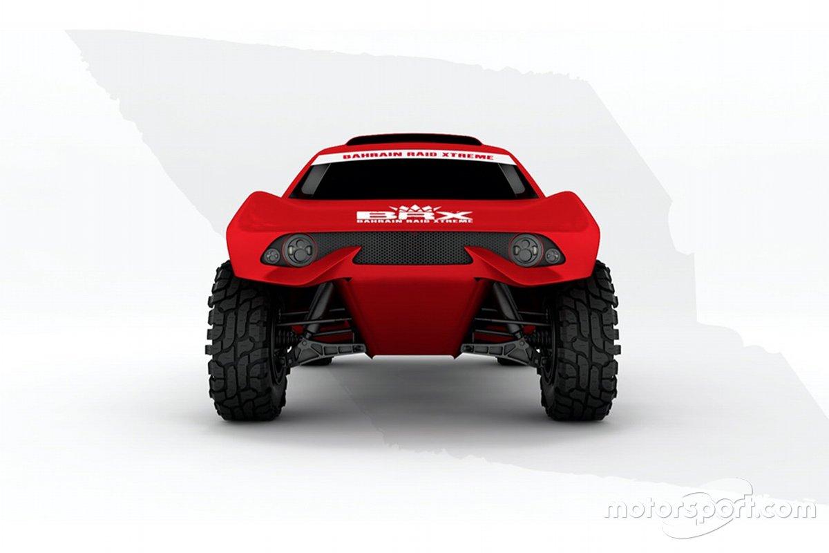 Bahrain Raid Xtreme car