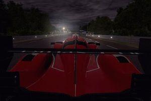 #17 Idec Sport Racing Oreca 07 LMP2: Paul-Loup Chatin, Richard Bradley, Franco Colapinto, Josh Purwien