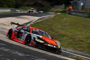 #32 Audi Sport Team Audi R8 LMS GT3: Mirko Bortolotti, Christopher Haase, Markus Winkelhock