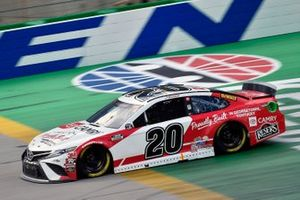 Erik Jones, Joe Gibbs Racing, Toyota Camry Built In Kentucky