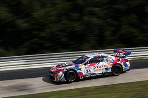 #34 Walkenhorst Motorsport BMW M6 GT3: Christian Krognes, David Pittard
