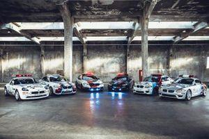 BMW safety car lineup