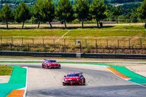 Luca Filippi, Oliver Webb, Romeo Ferraris-M1RA, Alfa Romeo Giulia ETCR