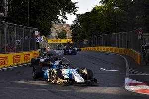 Richard Verschoor, MP Motorsport, devance Theo Pourchaire, ART Grand Prix