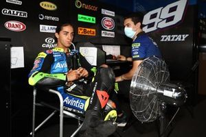 Elia Bartolini, Team Bardahl VR46 Riders Academy