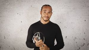 Athlete Advocate Lewis Hamilton