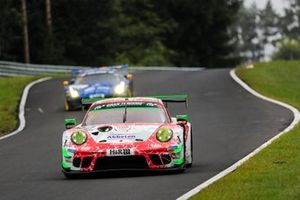 #30 Frikadelli Racing Team Porsche 911 GT3 R: Klaus Abbelen, Martin Ragginger