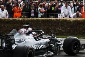 Anthony Davidson Mercedes-Benz F1 W10 EQ Power+
