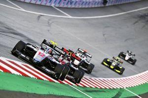 Roman Stanek, Hitech Grand Prix, Jak Crawford, Hitech Grand Prix