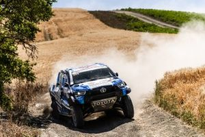 #205 Overdrive SA Toyota Hilux Overdrive: Erik Van Loon, Sebastien Delaunay